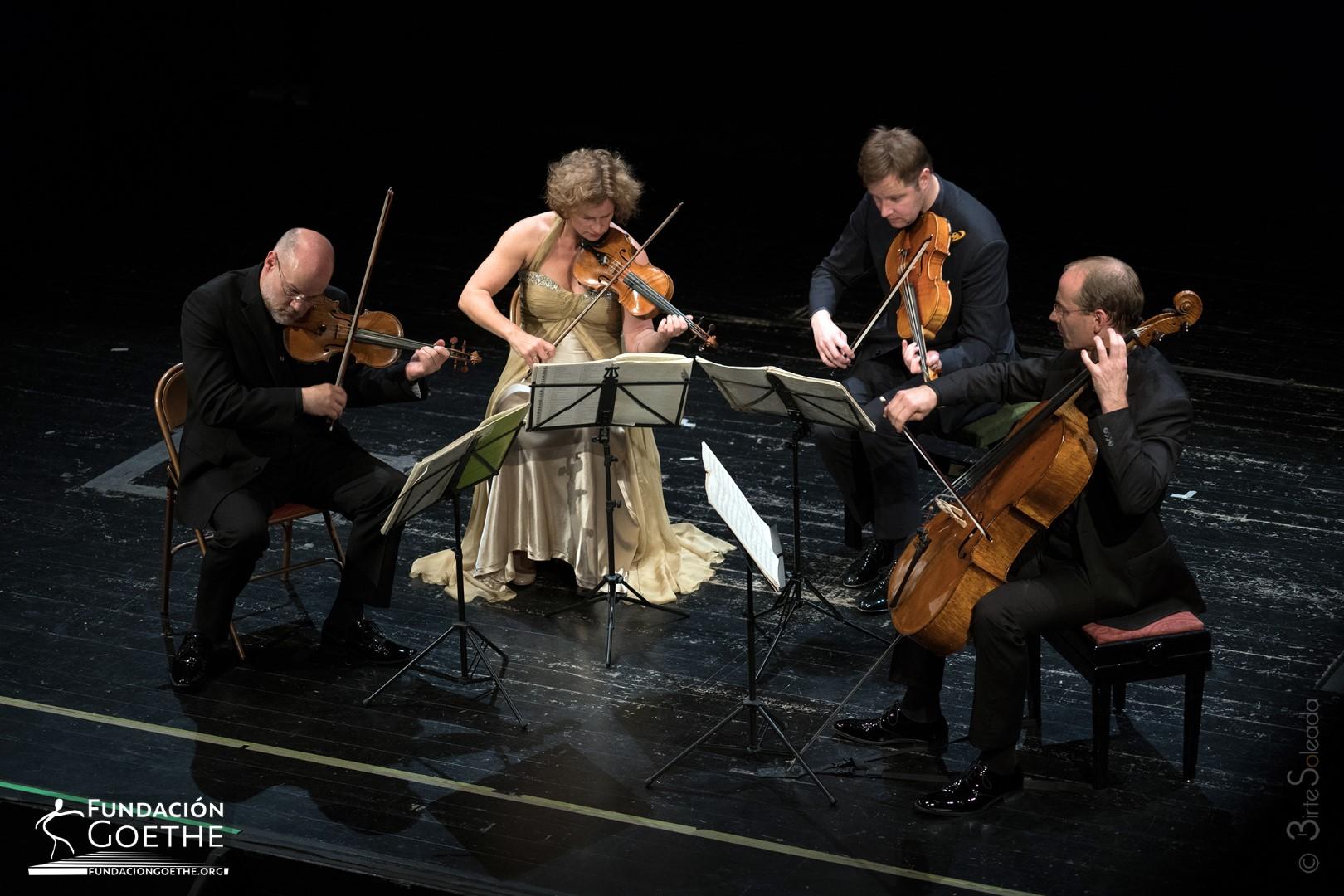 Mandelring Quartett Barcelona Birte Sachsse 2019_10 09493